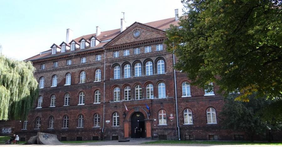 Budynek Poczty 1 w Gdańsku - zdjęcie