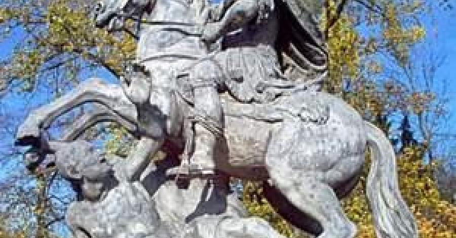 Pomnik Jana III Sobieskiego w Warszawie - zdjęcie