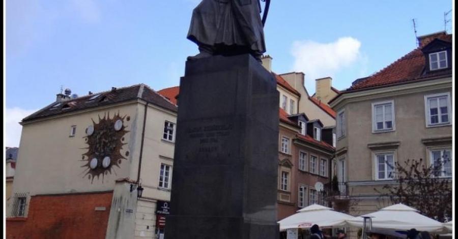 Pomnik Jana Kilińskiego w Warszawie, Marcin_Henioo