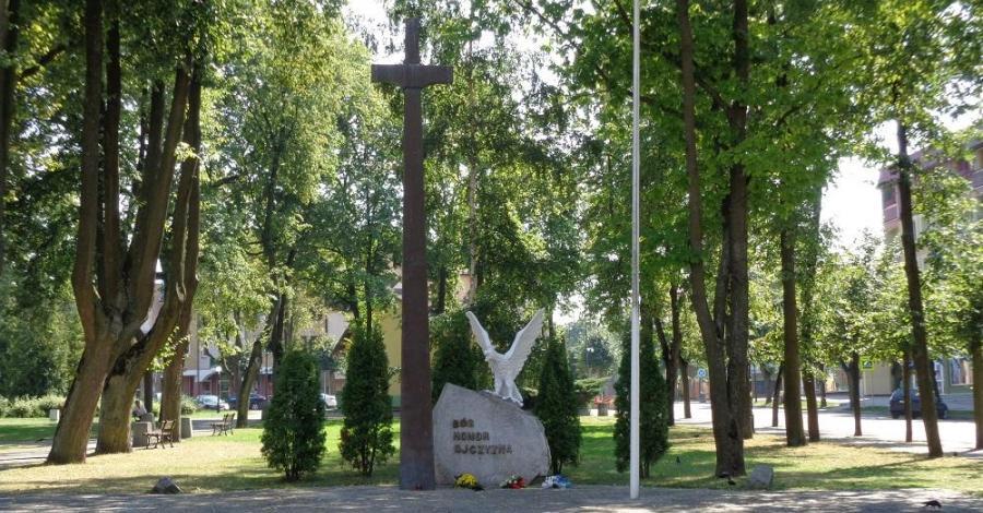 Pomnik Niepodległości w Gołdapi - zdjęcie
