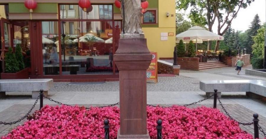Pomnik Św. Jakuba w Olsztynie - zdjęcie