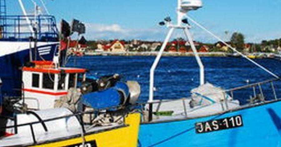 Port w Jastarni - zdjęcie