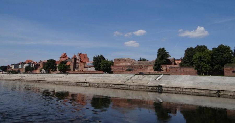 Rejs Wisłą w Toruniu - zdjęcie
