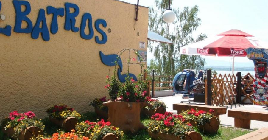 Restauracja Albatros nad Jeziorem Nyskim - zdjęcie