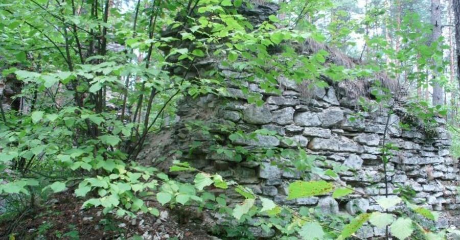 Rezerwat Przyrody Ostra Góra na Jurze - zdjęcie