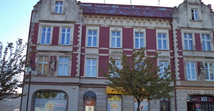 Kamienica pod Pannami w Człuchowie - zdjęcie