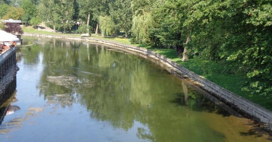 Rzeka Pisa - zdjęcie