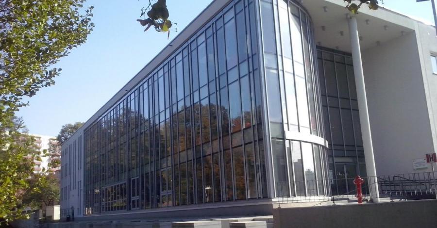 Sala Koncertowa w Sosnowcu - zdjęcie