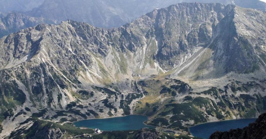 Skrajny Granat w Tatrach - zdjęcie