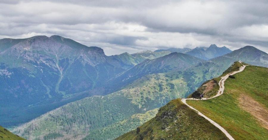 Starorobociański Wierch w Tatrach - zdjęcie