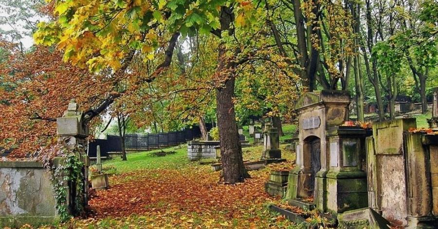 Cmentarz podgórski w Krakowie - zdjęcie