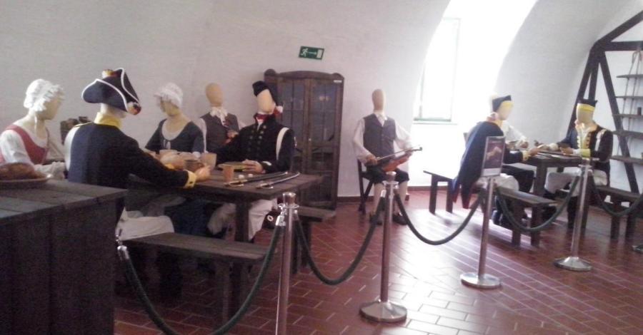 Muzeum Wielki Kleszcz w Kłodzku, mokunka
