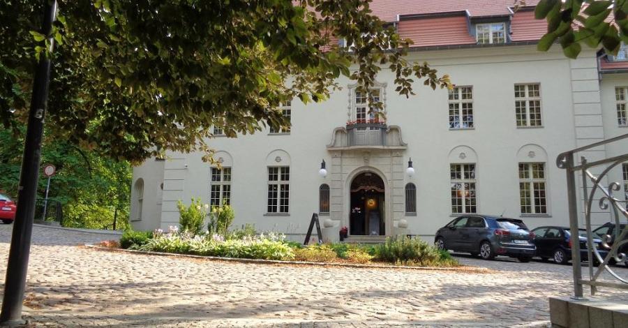 Willa Casablanca w Olsztynie - zdjęcie