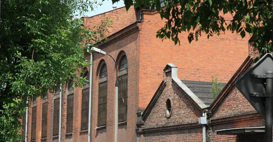 Budynki Fabryki Pollena w Warszawie - zdjęcie