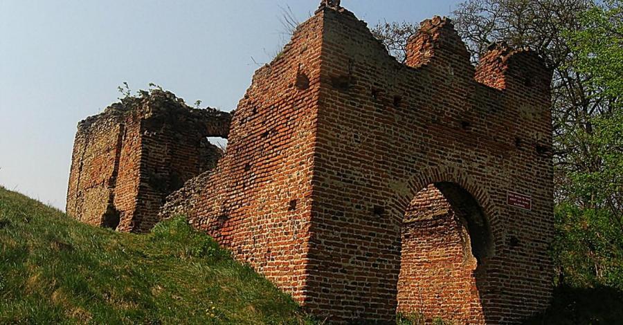 Zamek w Dankowie, Magdalena