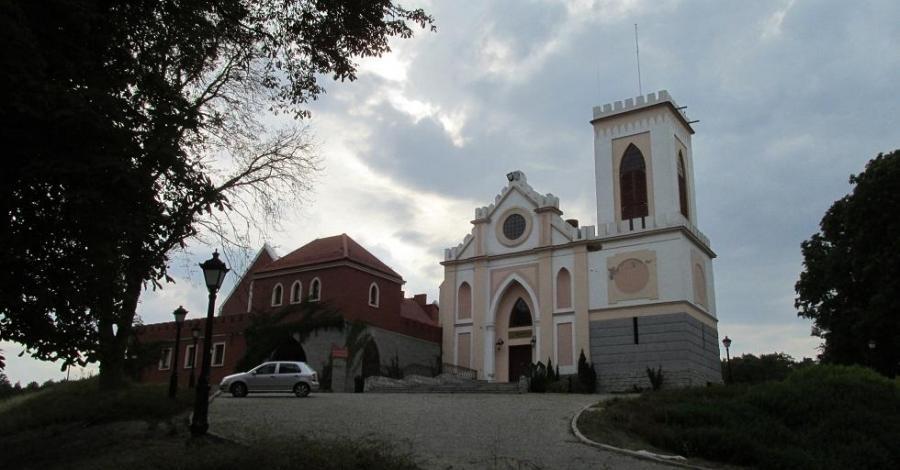 Zamek w Gostyninie - zdjęcie
