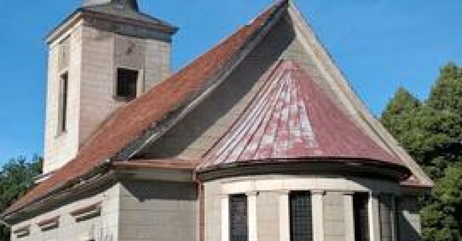 Kościół Św. Jana Chrzciciela w Miedziance - zdjęcie