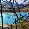 Jezioro Wielka Łąka w Wapienicy