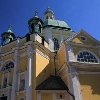 Sanktuarium na Św. Górze