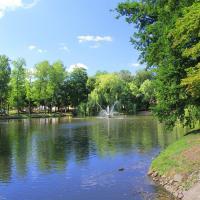 Park w Jarocinie