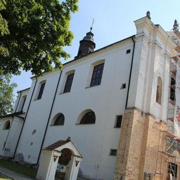 Kościół w Boćkach