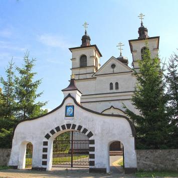 Cerkiew w Boćkach