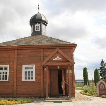 Meczet w Bohonikach - zdjęcie