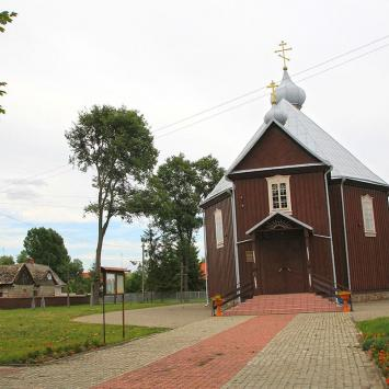 Cerkiew w Orli