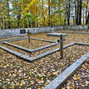 Cmentarz z I wojny światowej w Kroczycach