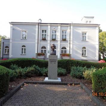 Śladami F.Chopina - Szafarnia
