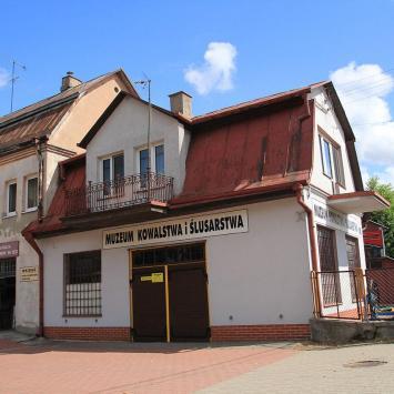 Muzeum Kowalstwa i Ślusarstwa w Hajnówce - zdjęcie