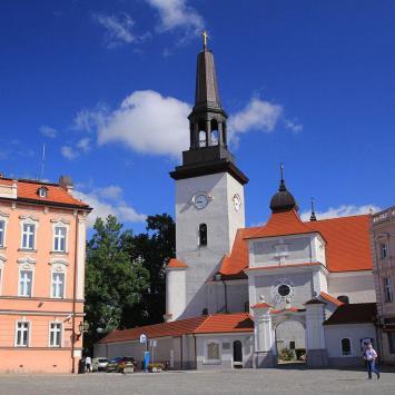 Kościół Św. Marcina w Jarocinie