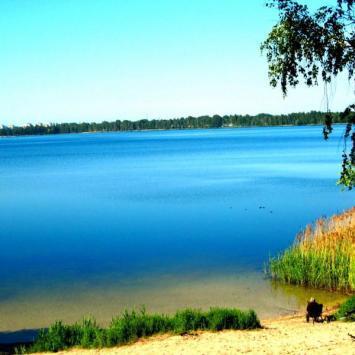 Jezioro Pogoria III w Dąbrowie Górniczej - zdjęcie