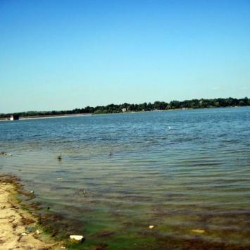 Jezioro Przeczyce w Siewierzu - zdjęcie