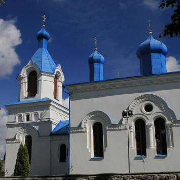 Cerkiew Zaśnięcia Bogurodzicy w Kleszczelach
