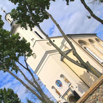 Kościół w Knychówku