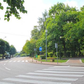 Największe rondo w Polsce w Krynkach - zdjęcie