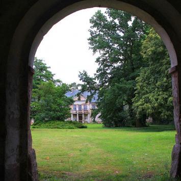 Pałac w Mordach