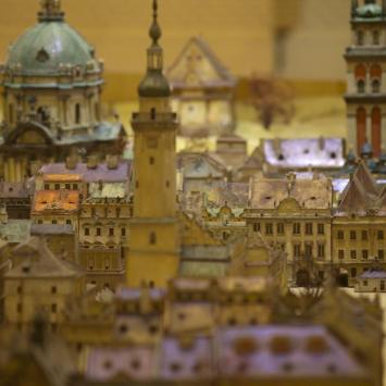 Panorama Dawnego Lwowa we Wrocławiu