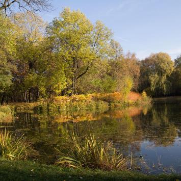 Park Górnik w Siemianowicach Śląskich