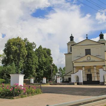 Kościół w Skrzeszewie