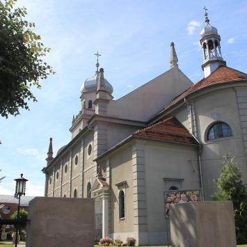 Kościół w Sulmierzycach