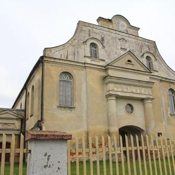 Synagoga w Orli
