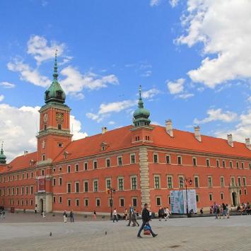 Zamek Królewski w Warszawie - zdjęcie