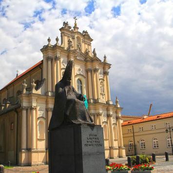 Kościół w Warszawie, Anna Piernikarczyk