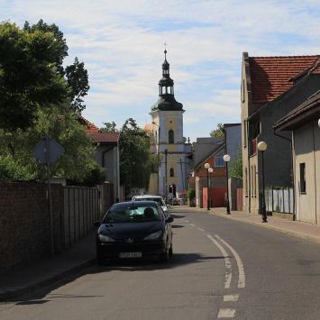 Kościół Św. Jana Chrzciciela w Zdunach