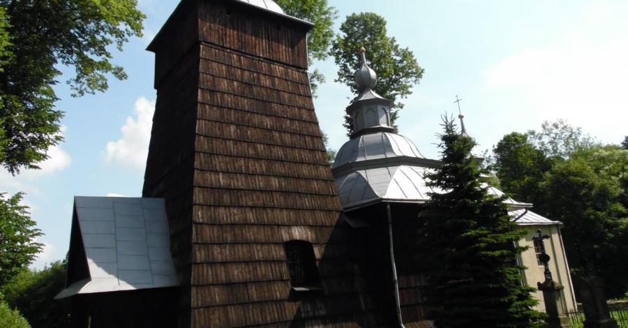 Cerkwie Beskidu Niskiego - zdjęcie