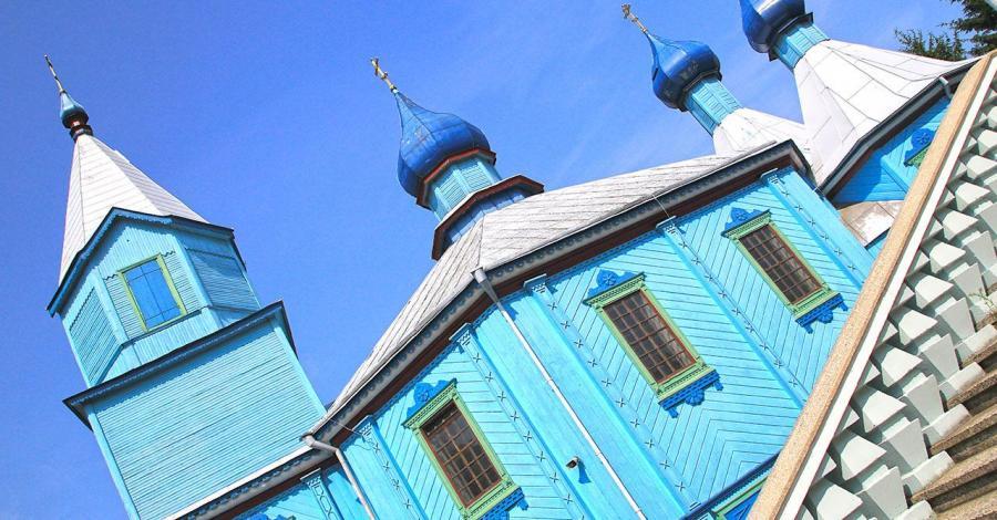 Cerkiew Św. Michała w Bielsku Podlaskim - zdjęcie