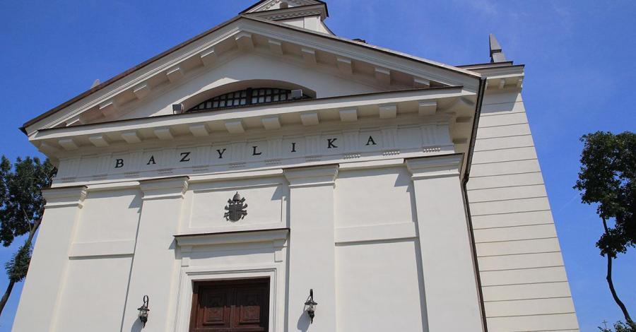 Bazylika w Bielsku Podlaskim - zdjęcie