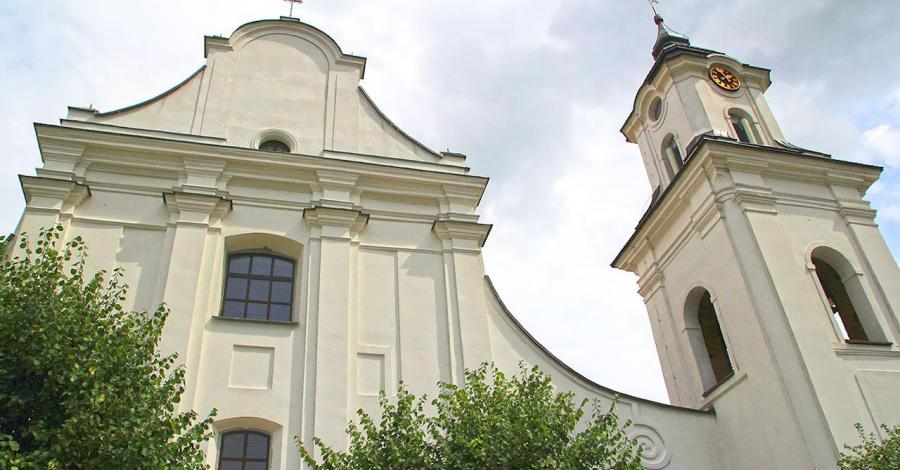 Kościół Wniebowzięcia NMP w Drohiczynie - zdjęcie
